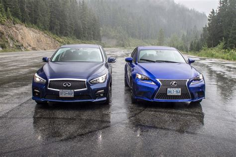 infiniti q50 vs lexus is 350 autos post