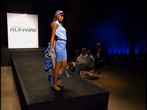 Project Runway Fashion Quiz Episode 5 Whats The by Season 1 Episode 8 Project Runway Photo 60837 Fanpop