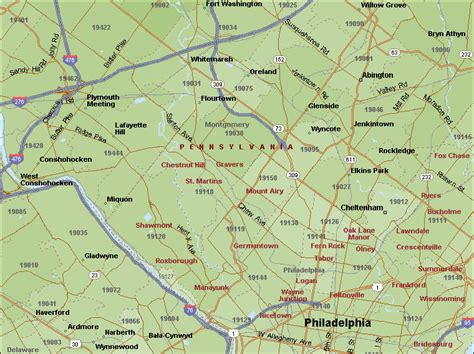 map of southern pa map of southeastern pennsylvania afputra