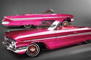 1961 chevrolet impala convertible the sweet lowrider