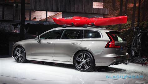 New 2019 Volvo V60 by 2019 Volvo V60 Gallery Slashgear