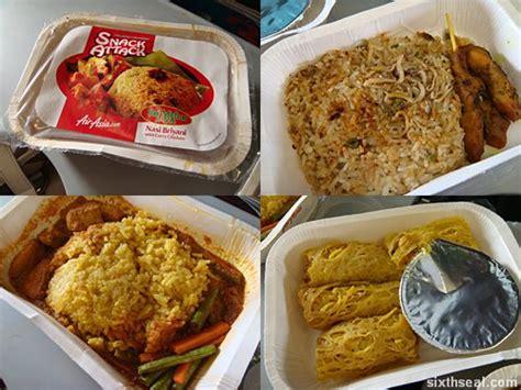 airasia food airasia airline food review sixthseal com