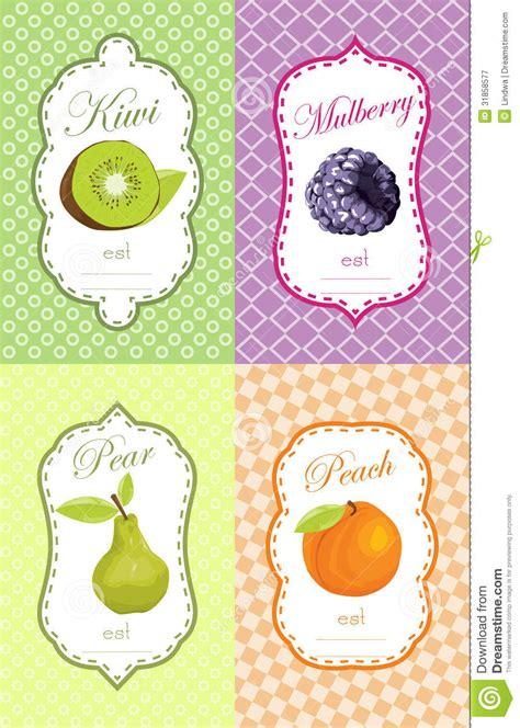 label design eps fruits label design royalty free stock photography image