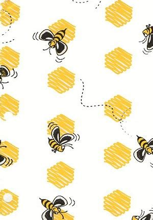 Bee Bag Roll bees printed cellophane roll 30 quot x 100