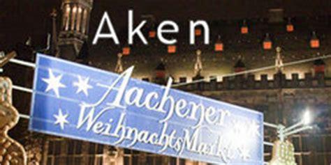 aken koopzondag kerstmarkt aken aachen 2018 2019