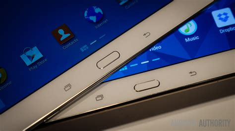 Samsung Tab Lolipop here s how lollipop 5 0 2 looks on the galaxy tab s 8 4 and 10 5