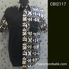 Kemeja Batik Kombinasi Polos Katun Cap Berkualitas tenun ulos linen kemeja kain tenun linens kebaya and batik fashion