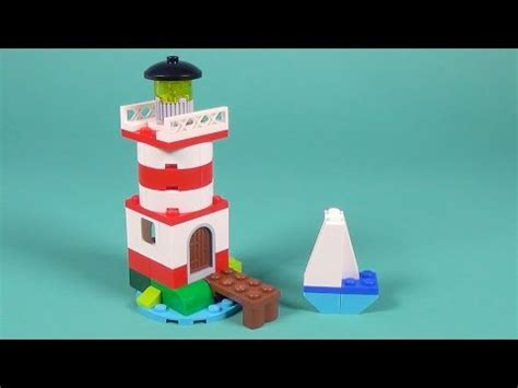 tutorial lego classic download video lego lighthouse building instructions