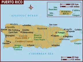 Puerto Rico Map Images by Map San Juan Pr