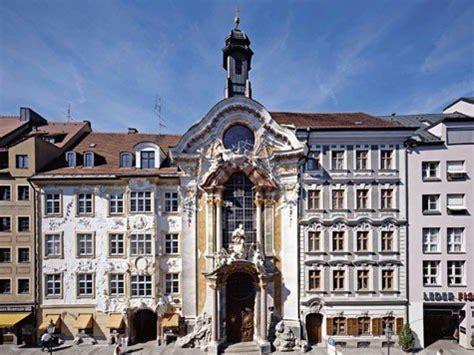 Exterior House Painting Ideas Asamkirche Munich German Culture