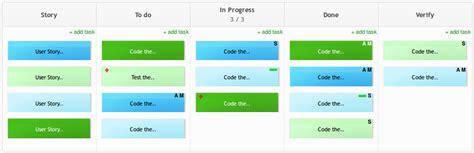 scrum board online kanban tool