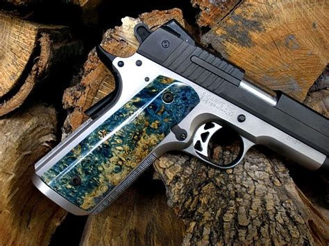 Handmade 1911 Grips - 1000 images about gun grips on 1911 pistol