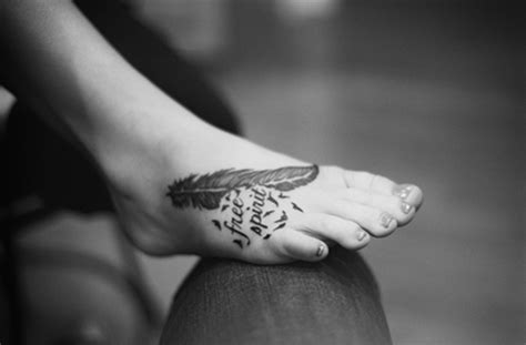 free spirit tattoo designs 75 cool foot and flip flop tattoos
