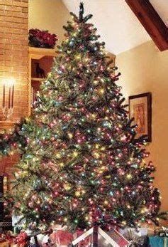 fir christmas tree ideas how to decorate a tree artificial douglas fir pre lit multi lights
