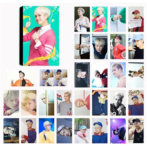 mark jackson playing card got7 jackson wang lomo photocard set jackson wang got7