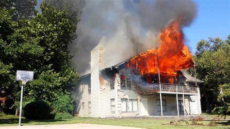 black lady house on fire 9717 maplewood house fire sheridan turnpike hd youtube