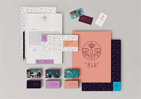 graphic design stationery layouts 30 colorful and creative stationery designs for corporate