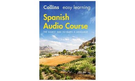 easy learning spanish audio 0008205698 spanish audio course groupon goods