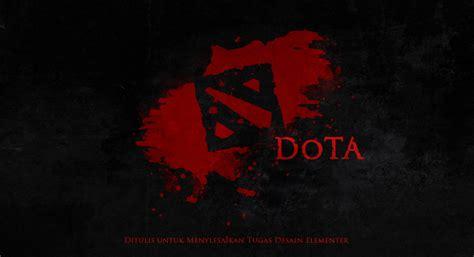 dota 2 logo wallpaper hd for cellphone dota 2 logo fanart by theginz on deviantart