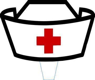 printable paper nurse hat novelty nurses hat 12 edible stand up wafer paper cake