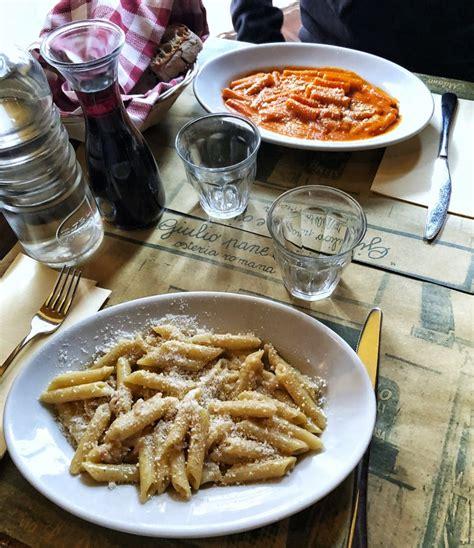 migliori ristoranti cucina romana dove mangiare i migliori piatti di cucina romana a