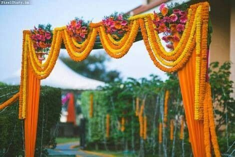 Best 25  Marigold wedding ideas on Pinterest   Indian