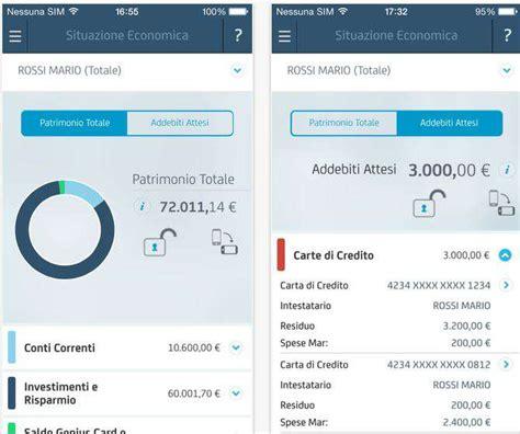 unicreit banca banca unicredit saldo conto movimenti da cellulare tablet