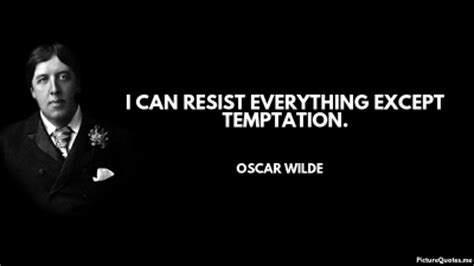 I Can Resist Anything Except Handbags by Oscar Wilde Quotes Picturequotes Me