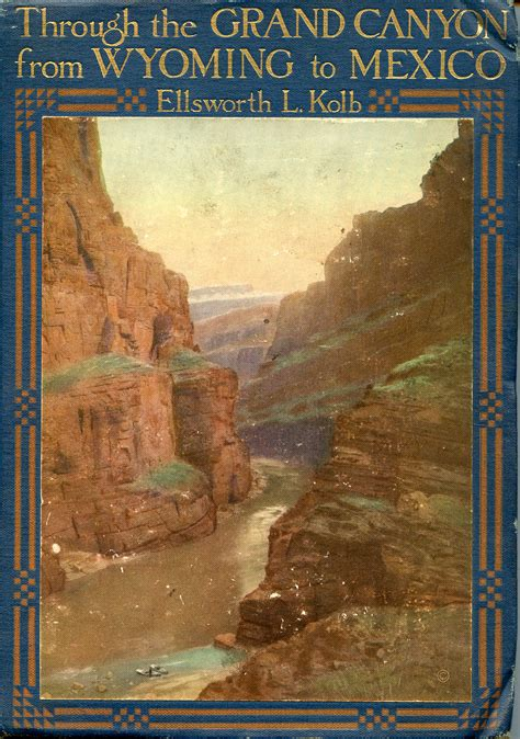 through the grand from wyoming to mexico classic reprint books nysl decorative covers t