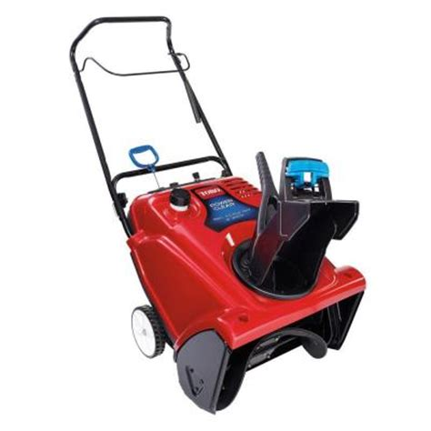 toro 21 in single stage gas snow blower discontinued