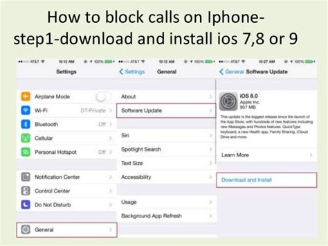 how to unblock someone on iphone how to block on iphone how to block no caller id callers