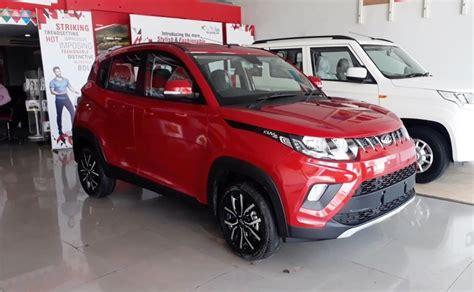 mahindra and mahindra price today mahindra kuv100 nxt india launch highlights price