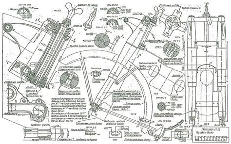 blueprint plans russian m 72 blueprints