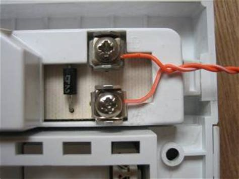 installing master socket and extension cable forum