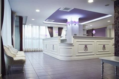 dental interior design friendly and clean dental office with baroque design