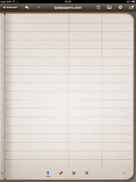 free column templates blank lined paper with columns printable invoice template