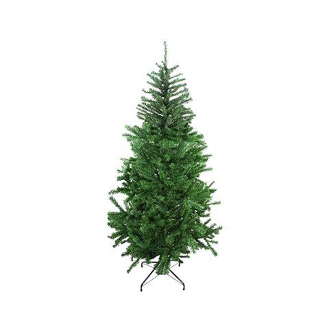 6 5 two tone balsam fir artificial christmas tree unlit
