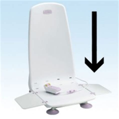 disabled bath chair seat lift bath lift chairs