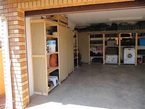 shelving for garage walls ideas different types for diy garage shelves garage