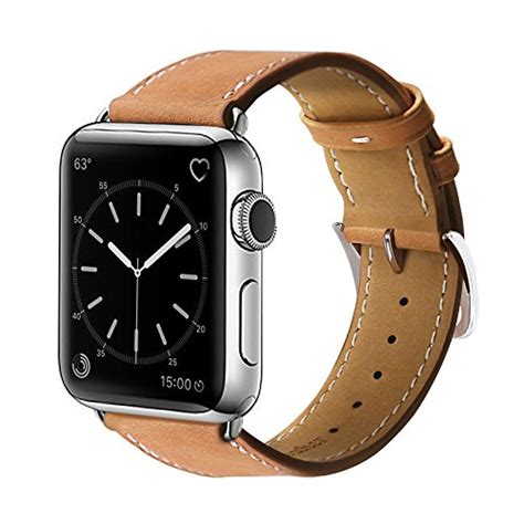 Hoco Series Genuine Leather For Apple Series 1 2 3 marge plus apple band genuine leather iwatch for apple series 2 series 1 38mm