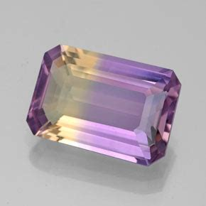 Ametrine 6 60ct ametrine 4 6ct octagon emerald cut from bolivia