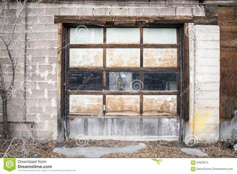 Shop Overhead Door Stock Photo Image 60923613 Shop Overhead Doors
