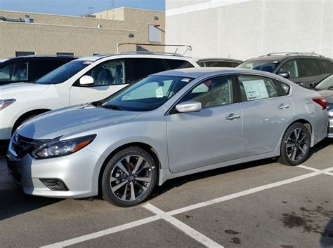 infiniti nissan 2016 2016 nissan altima 2 5 sr silver woodchester nissan and