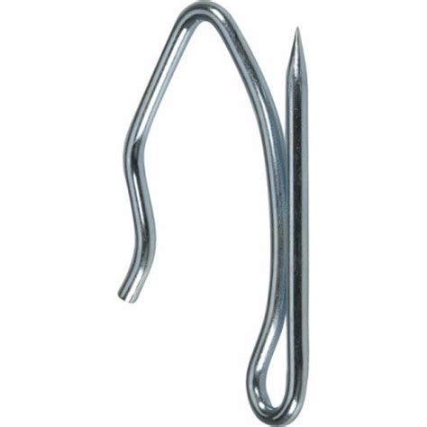 drapery pin hooks kenney heavy duty drapery pin on hook walmart com