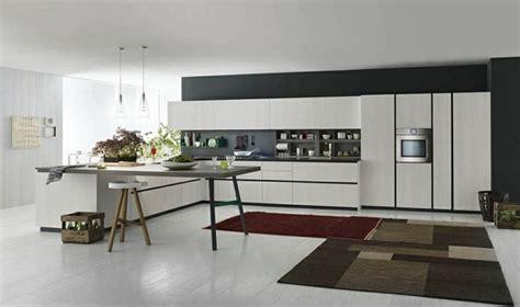 cuisine minimaliste design un mod 232 le cuisine moderne italienne minimaliste