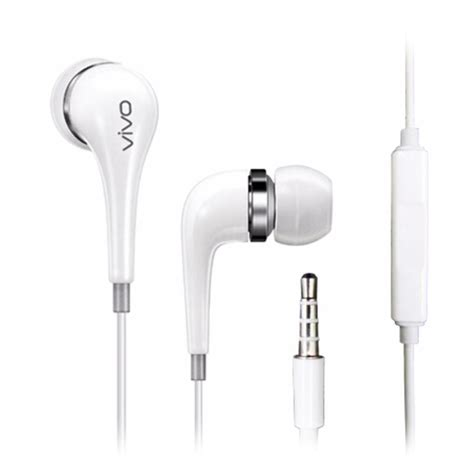 jual vivo original xe600i hi fi stereo earphone