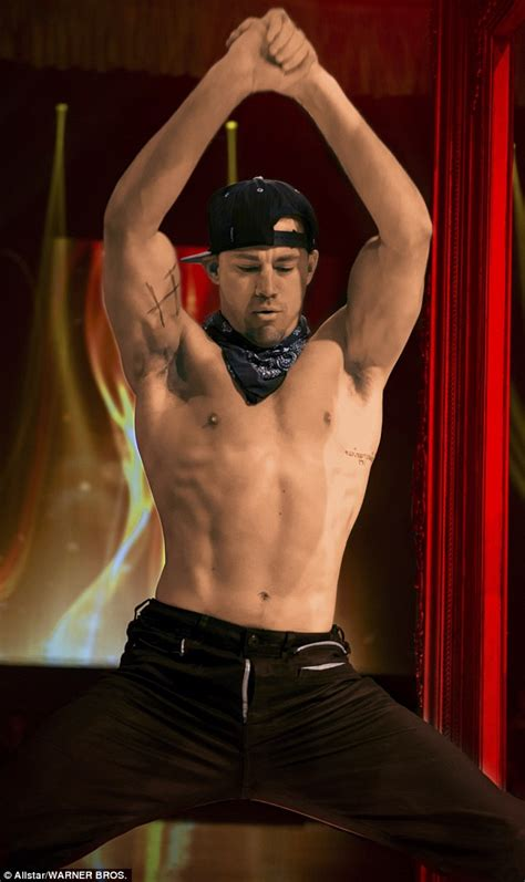 channing tatum photos stripping and magic mike xxl s channing tatum reveals dark past of being