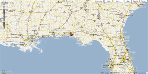 destin florida map location rentdestinflorida condominium rentals