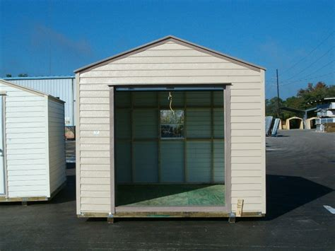 10 X 12 Garage Door by Bungalow Sheds Small Sheds For Sale Garden Sheds