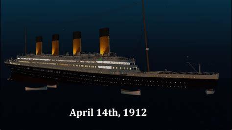 Titanic Sinking Theory by Titanic Based On 2012 Theory Sinking
